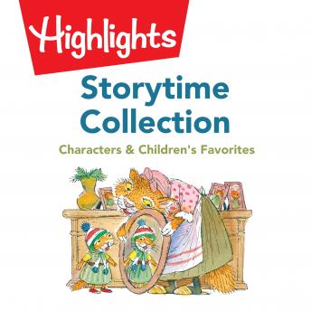 Storytime Collection: Characters & Children's Favorites