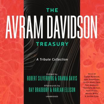 The Avram Davidson Treasury: A Tribute Collection