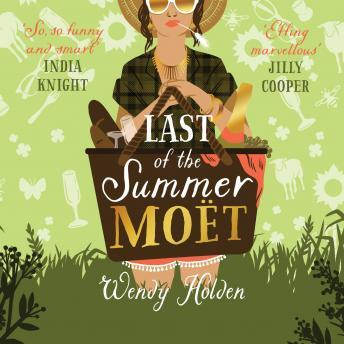 Last of the Summer Moët details