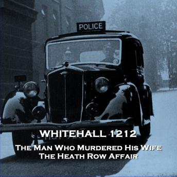 Download Whitehall 1212 - Volume 1 - The Murder of Duncan Fraizer & The Murder of Charlie Brooks by Wyllis Cooper
