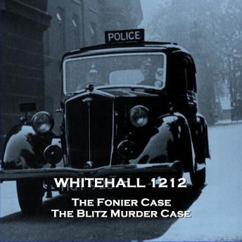 Download Whitehall 1212 - Volume 2 - The Man Who Murdered His Wife & The Heath Row Affair by Wyllis Cooper