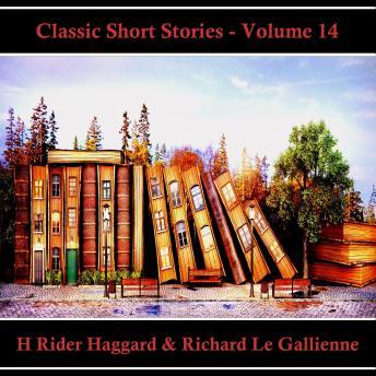 Classic Short Stories - Volume 14