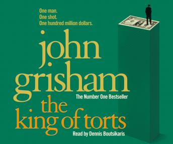 King Of Torts, John Grisham
