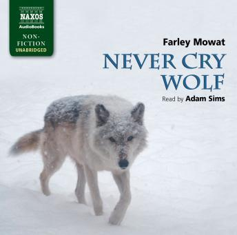 Download Never Cry Wolf by Farley Mowat