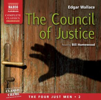 Council of Justice, Edgar Wallace