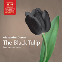 Black Tulip, Audio book by Alexandre Dumas