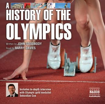 History of the Olympics, John Goodbody