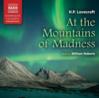 At the Mountains of Madness, Howard Phillips Lovecraft