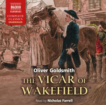 Vicar of Wakefield, Oliver Goldsmith