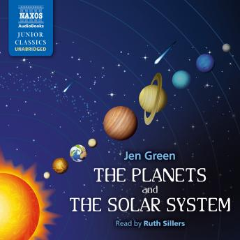 Planets and The Solar System, Jen Green