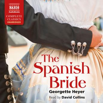 Spanish Bride, Georgette Heyer