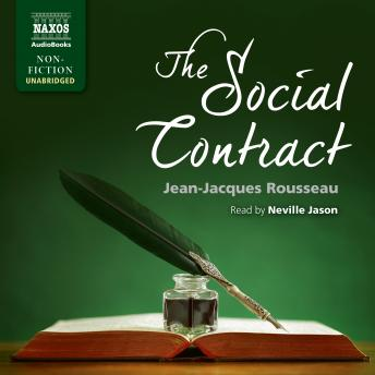 Social Contract, Jean Jacques Rousseau