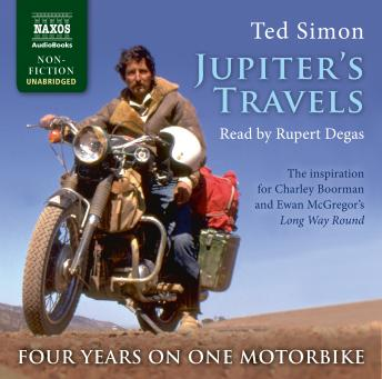 Jupiter's Travel, Audio book by Ted Simon