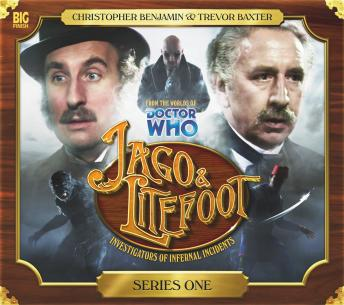 Jago & Litefoot - 1.2 - The Bellova Devil, Big Finish Productions