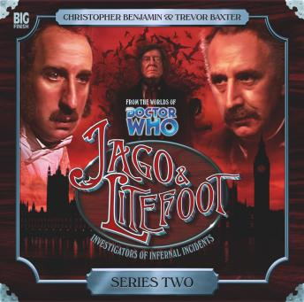 Jago & Litefoot - 2.3 - The Theatre of Dreams, Big Finish Productions