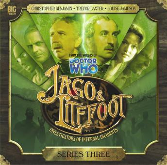 Jago & Litefoot - 3.4 - Chronoclasm, Big Finish Productions