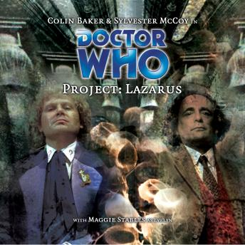 Doctor Who - 045 - Project Lazarus, Big Finish Productions