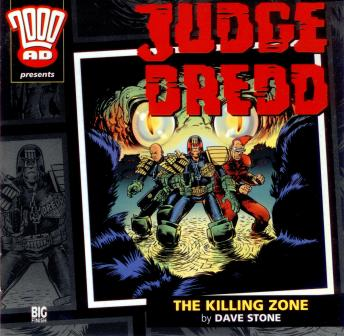 Download 2000AD - 04 - Judge Dredd - The Killing Zone by Big Finish Productions