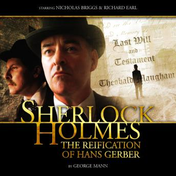 Sherlock Holmes 2.2 - The Reification of Hans Gerber