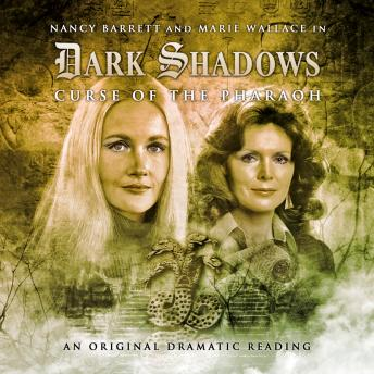 Dark Shadows 09 - Curse of the Pharaoh