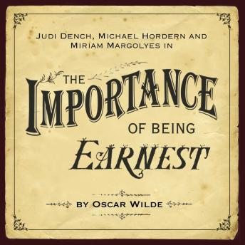 Importance of Being Earnest (digital download), Oscar Wilde