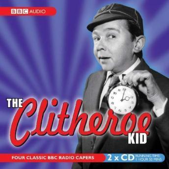 Clitheroe Kid, BBC Audiobooks