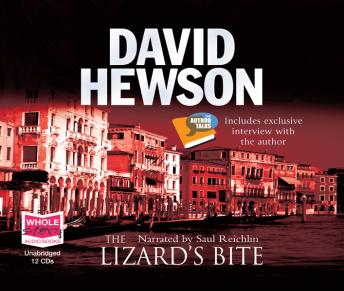 Lizard's Bite, David Hewson