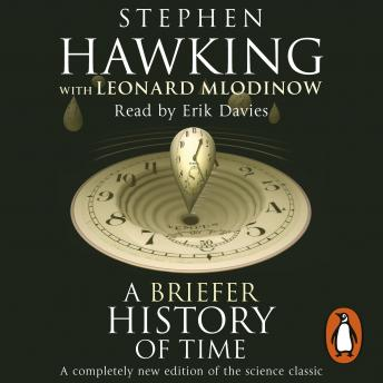Briefer History of Time, Leonard Mlodinow, Stephen Hawking