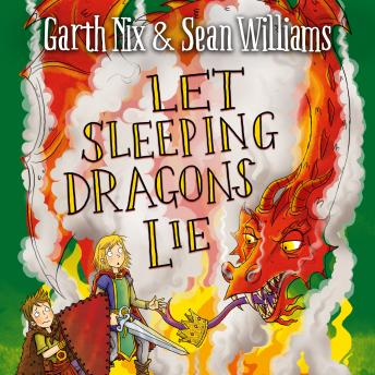 Let Sleeping Dragons Lie: Have Sword, Will Travel 2