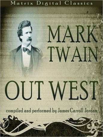 Out West, Mark Twain