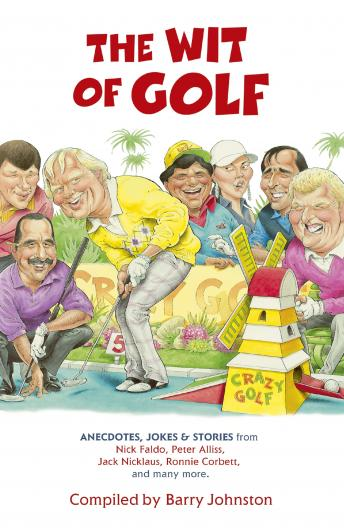 Wit of Golf, Barry Johnston