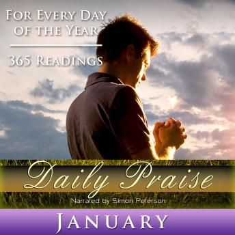 Daily Praise: January, Simon Peterson