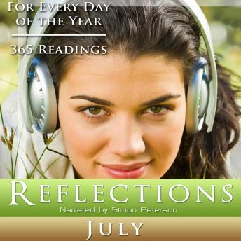 Reflections: July, Simon Peterson