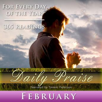 Daily Praise: February, Simon Peterson