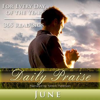 Daily Praise: June, Simon Peterson