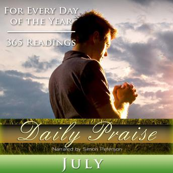 Daily Praise: July, Simon Peterson