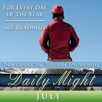 Daily Might: July, Simon Peterson