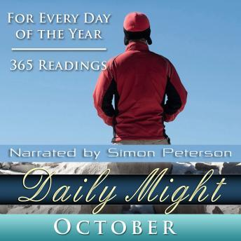Daily Might: October, Simon Peterson