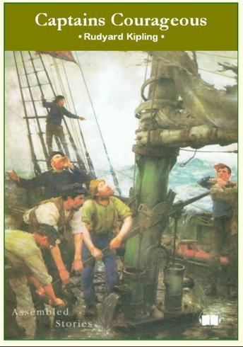 an analysis of the novel captains courageous by rudyard kipling