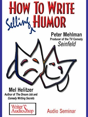 How To Write Selling Humor, Peter Mehlman, Mel Helitzer