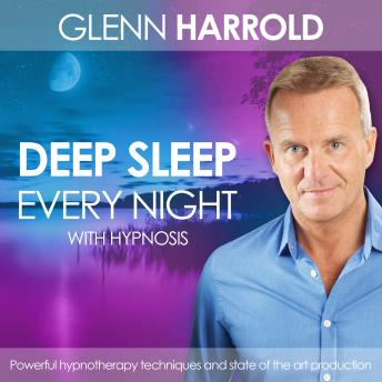 Deep Sleep, Glenn Harrold