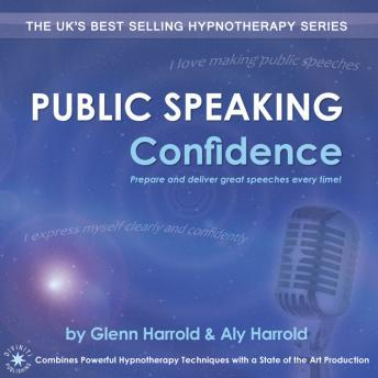 Public Speaking Confidence, Aly Harrold, Glenn Harrold