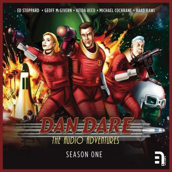 Dan Dare: The Audio Adventures - Season 1