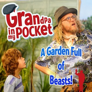 Grandpa in my Pocket - a garden full of Beasts, Jan Page, Mellie Buse