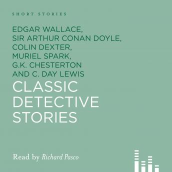 Classic Detective Stories, Edgar Wallace