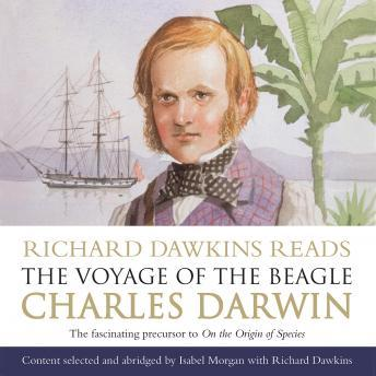 Voyage of The Beagle, Charles Darwin