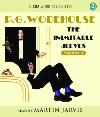 Inimitable Jeeves, Volume 1, P.G. Wodehouse