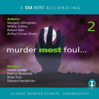Murder Most Foul Vol. 2, Various Authors