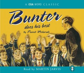 Bunter Does His Best, Frank Richards