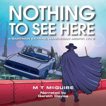 Download Nothing To See Here by M T Mcguire